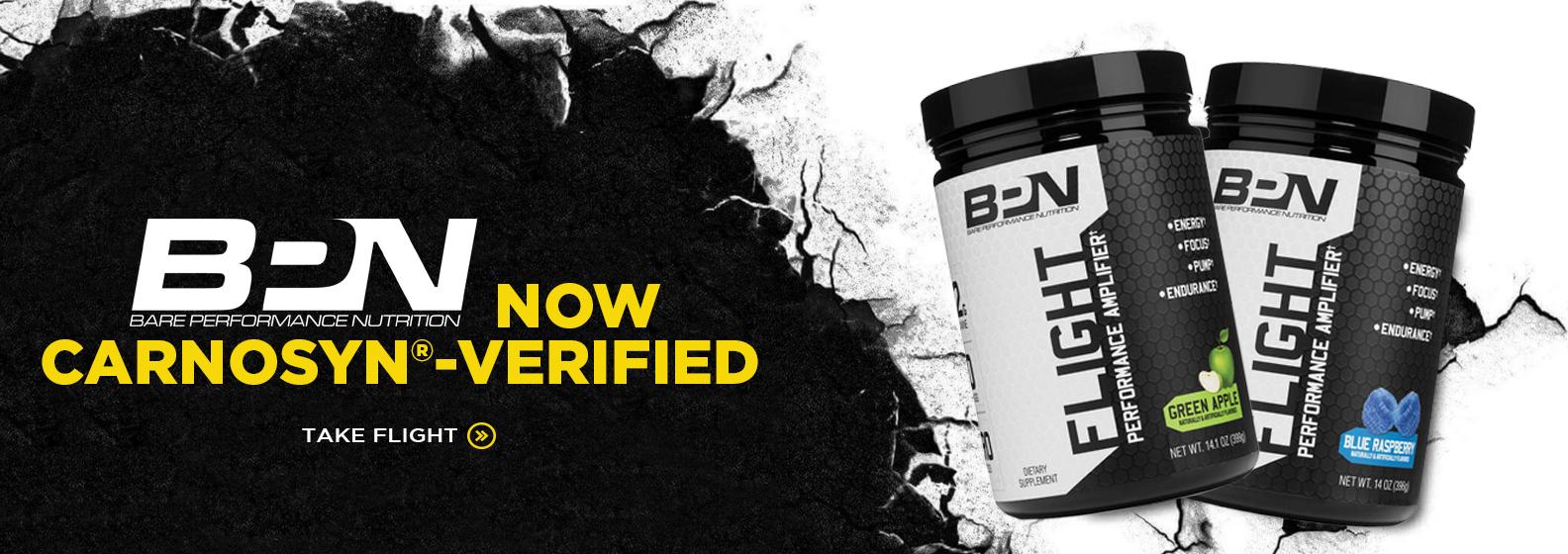 BPN powered by CarnoSyn beta-alanine