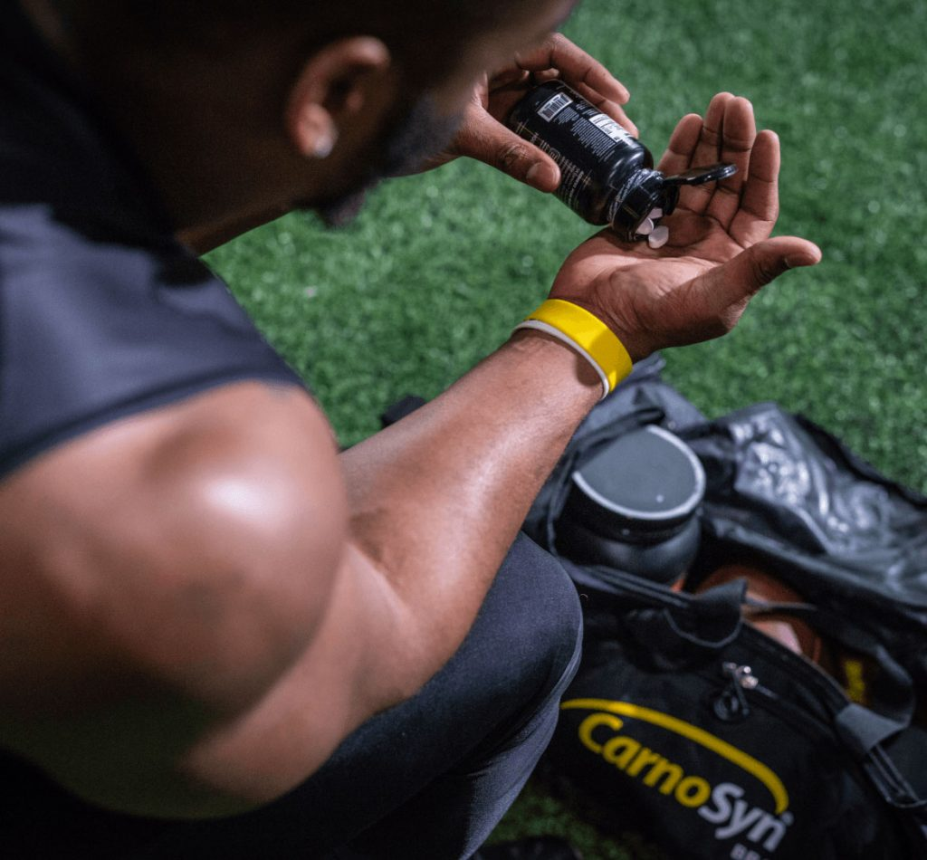 pro athletes use carnosyn beta-alanine