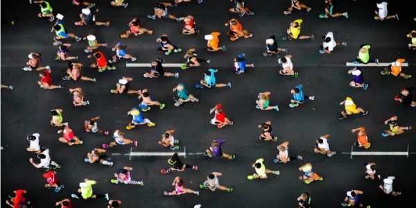 How To Prepare For A Marathon Like You'd Prep For A Meeting