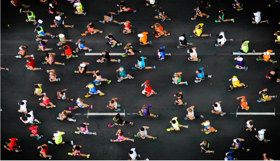 How To Prepare For a Marathon like You'd Prepare For a Meeting